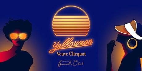 Yelloween at the Toronto Beach Club tickets