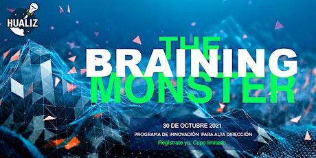 Braining The Monster / Innovación para la alta dirección. boletos