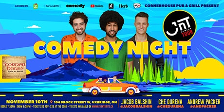 Comedy Night | JNT Comedy Tour @ Corner House Pub & Grill tickets