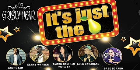 It's Just The Pear: A Comedy Special Taping tickets