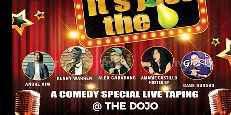 t's Just The Pear: A Comedy Special Taping tickets
