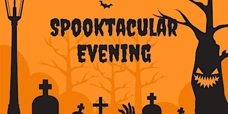 Community Walled Garden Halloween Spooktacular tickets