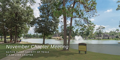 Chapter Meeting: Native Trees for Southeast Texas tickets