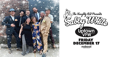 The Naughty List Presents: Sabby White tickets