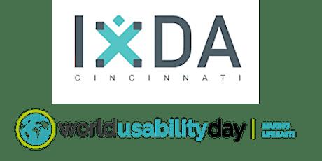 World Usability Day Design Thinking Challenge tickets