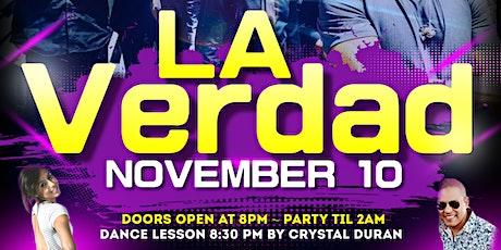 LIVE Salsa y Bachata  with Grupo La Verdad tickets