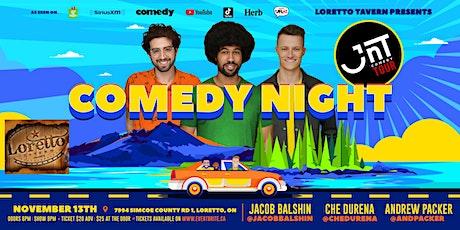 Comedy Night | JNT Comedy Tour @ Loretto Tavern tickets
