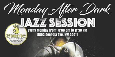 Monday After Dark Jazz Session and Comedy Intermission Show tickets