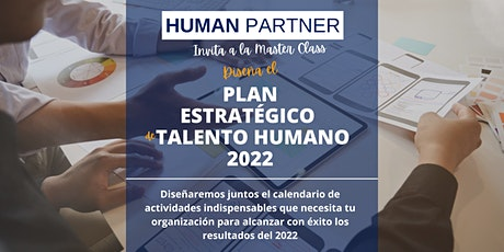 Planificación estratégica Talento Humano 2022 entradas