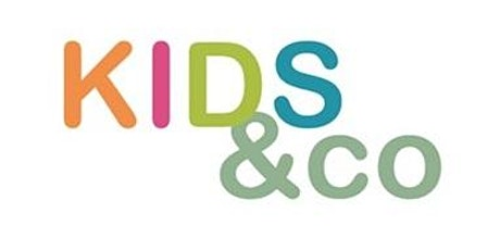 Kids & Co - Please note: no Kids & Co on Fri 29th Oct. Next one 5th Nov. tickets