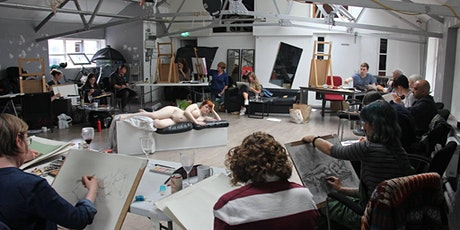 Life Drawing+ Tuesday **Studio Bee Manchester** short poses tickets