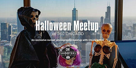 360 Halloween Meetup with Chi Shooters tickets