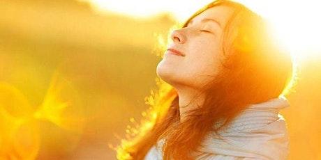 Breathe Happy - Online Meditation & Intro to Sky Breath and Meditation Work tickets