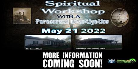 Spiritual Workshop in Milton tickets
