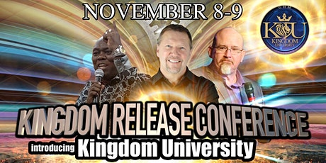 Kingdom Release Conference tickets