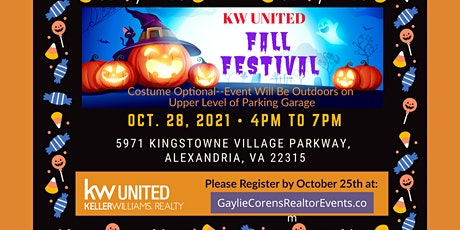 Fall Festival hosted by Keller Williams United Alexandria tickets