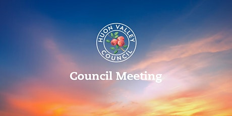 Council Meeting Tuesday 26 October 2021 tickets