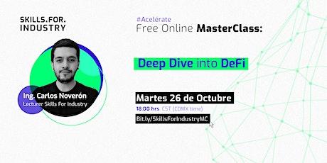 Deep Dive into DeFi tickets