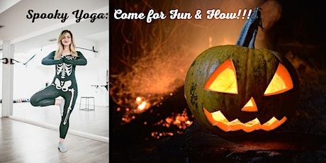 Spooky Yoga: Come for Fun & Flow!!! (LVNV) tickets