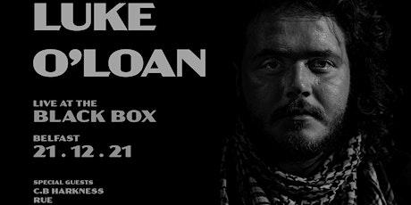 Luke O'Loan - Live at the Black Box tickets