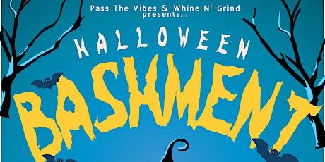 Halloween Bashment tickets