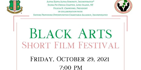 SIGMA PSI OMEGA CHAPTER  BLACK ARTS FESTIVAL AND CONVERSATION tickets