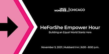 HeForShe: Empower Hour tickets