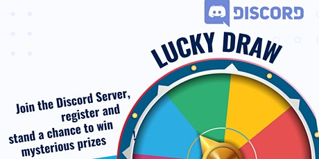 [AUG Melbourne] Lucky Draw @ Discord! tickets