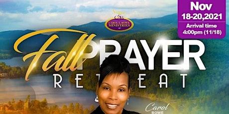 CSB Ministries Fall Prayer Retreat tickets