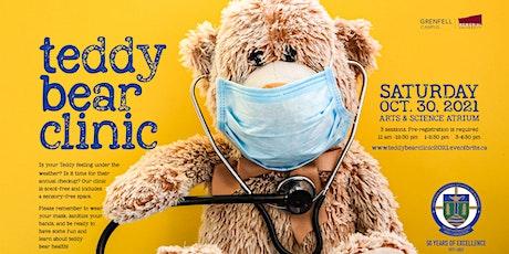 WRSON Teddy Bear Clinic 2021 tickets