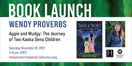 Book Launch: Aggie and Mudgy by Wendy Proverbs tickets
