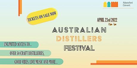 Australian Distillers Festival tickets