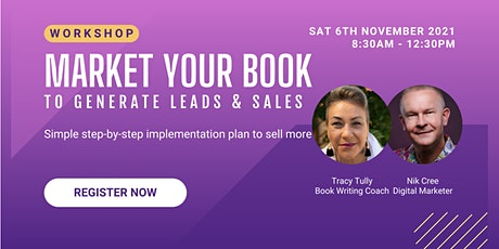 How To Market Your Book To Generate Leads And Sales tickets