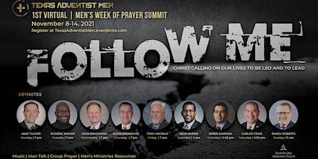 1st All VIRTUAL MEN'S WEEK OF PRAYER SUMMIT tickets