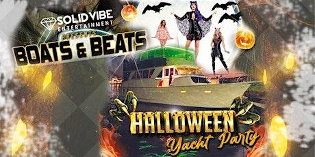 BOATS & BEATS HALLOWEEN YACHT PARTY in NEWPORT BEACH -10/30/2021 tickets
