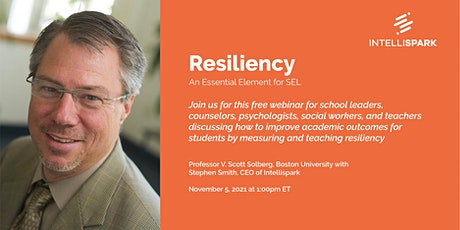 Resiliency: An Essential Element for SEL tickets