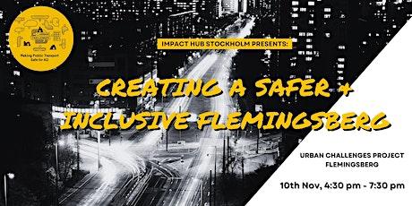 Final Event: Urban Challenges Flemingsberg tickets