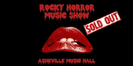 Rocky Horror Music Show at Asheville Music Hall - *SOLD OUT!* tickets