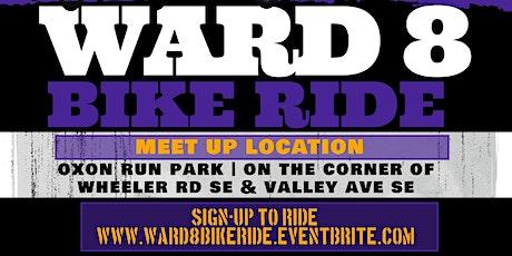 Ward 8 Bike Ride tickets