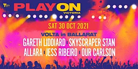 Play on Victoria at Volta: Feat Gareth Liddiard tickets