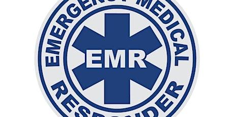 Emergency Medical Responder tickets