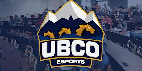 UBCO Esports: Private Screening Eternals tickets
