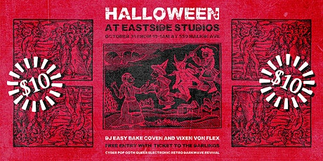 $10 HALLOWEEN at EASTSIDE STUDIOS tickets