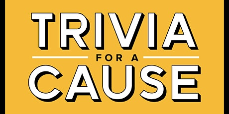 Trivia For A Cause - The Burke Fund tickets