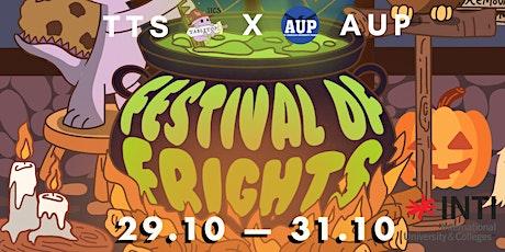 IICS Spooktober Festival of Fright tickets