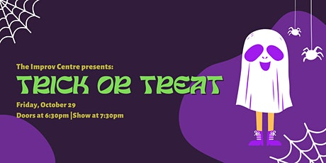 The Trick or Treat Show tickets