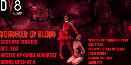 Bordello of Blood - A Drag Show Experience tickets