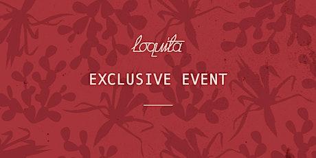 Loquita - Mezcal bar & eatery tickets