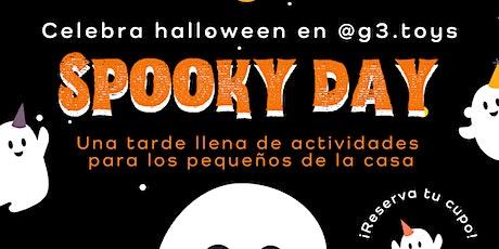 Spooky Day!!! entradas