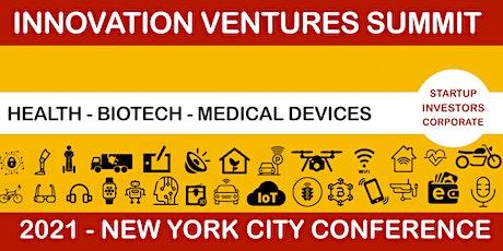 Disruptive Innovation Summit - Health and BioTech (VIP Reception) tickets